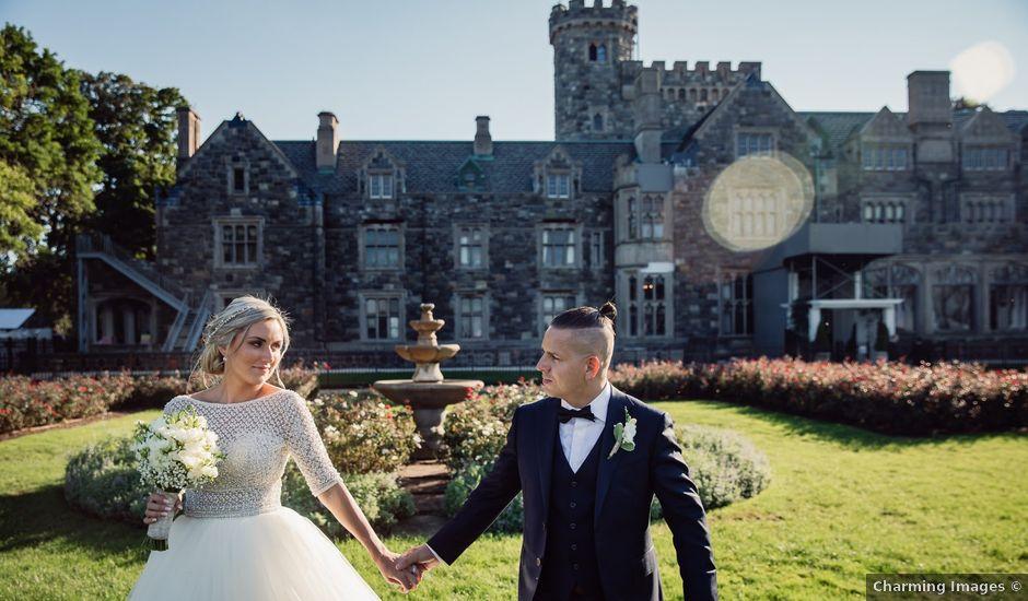 Piotr and Paula's Wedding in Port Washington, New York