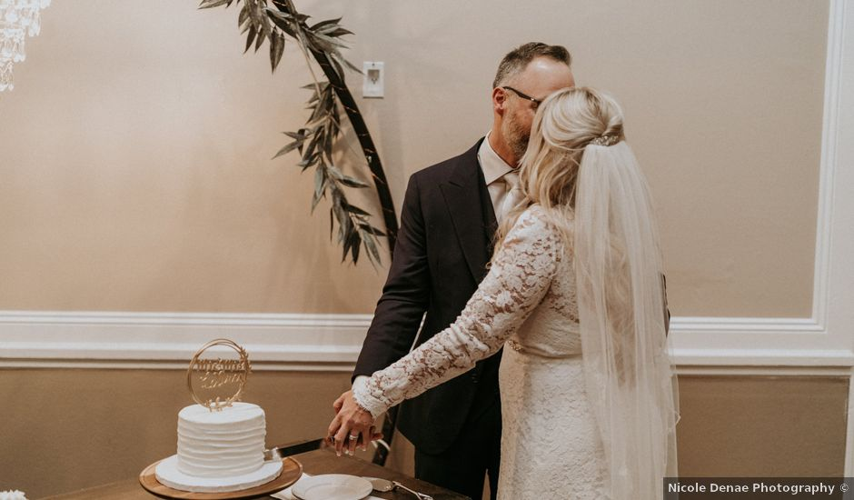 Kate and Brandon's Wedding in Denver, Colorado