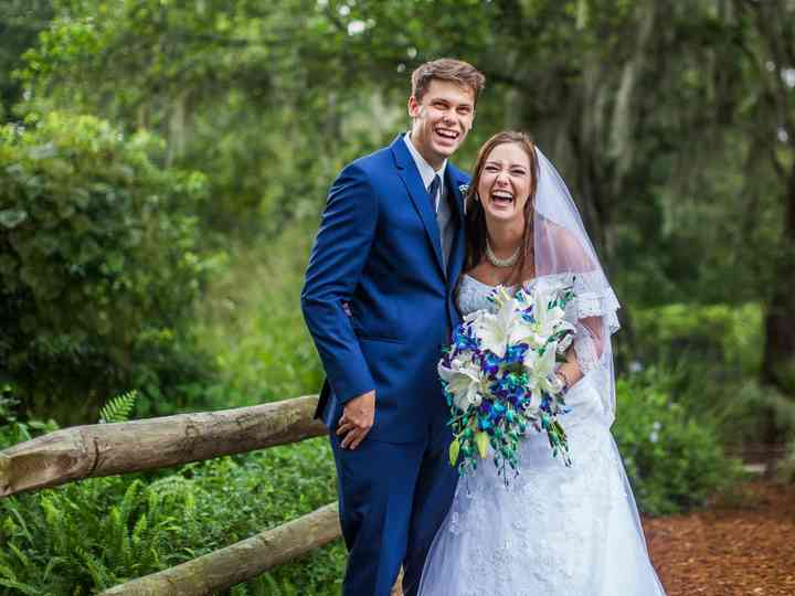 The wedding of Tara and Zach