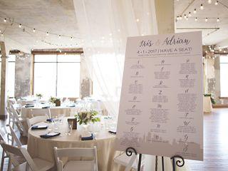 The wedding of Adrian and Iris 3