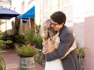 Zach and Christina's Wedding in Saint Augustine, Florida 22