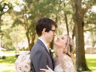 Zach and Christina's Wedding in Saint Augustine, Florida 28