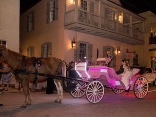 Zach and Christina's Wedding in Saint Augustine, Florida 81