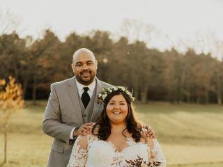The wedding of Megan and Ian 1