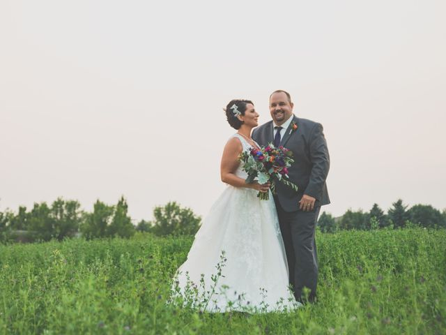 John and Amanda's Wedding in Sioux Falls, South Dakota 8