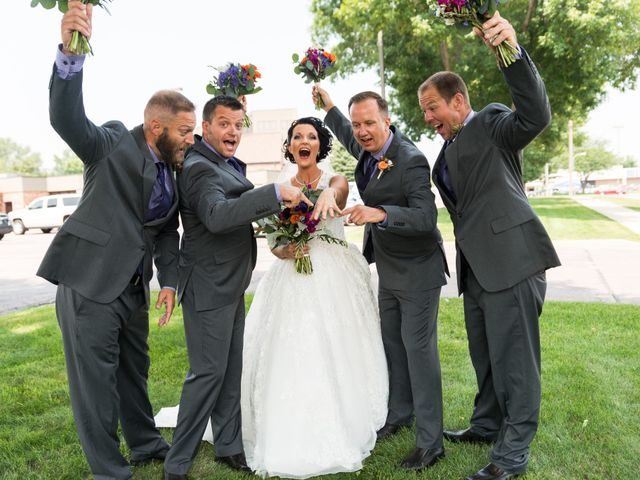 John and Amanda's Wedding in Sioux Falls, South Dakota 9