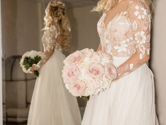 Zach and Christina's Wedding in Saint Augustine, Florida 10