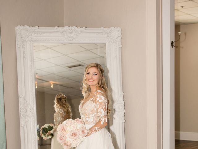 Zach and Christina's Wedding in Saint Augustine, Florida 11