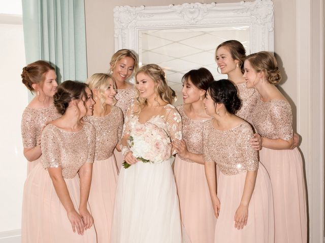 Zach and Christina's Wedding in Saint Augustine, Florida 13