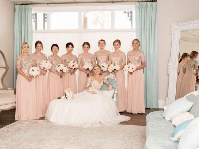 Zach and Christina's Wedding in Saint Augustine, Florida 14