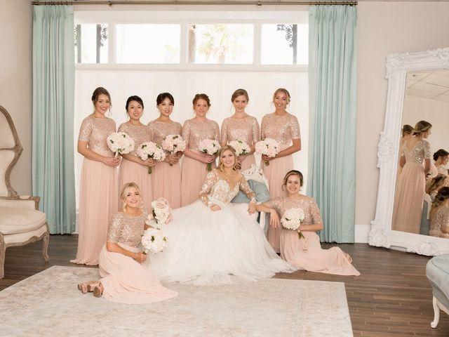 Zach and Christina's Wedding in Saint Augustine, Florida 15
