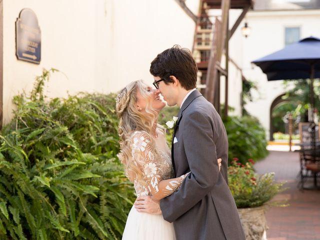 Zach and Christina's Wedding in Saint Augustine, Florida 23