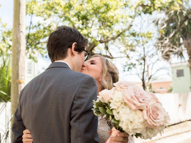 Zach and Christina's Wedding in Saint Augustine, Florida 25