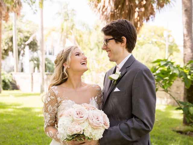 Zach and Christina's Wedding in Saint Augustine, Florida 1