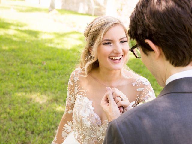 Zach and Christina's Wedding in Saint Augustine, Florida 26