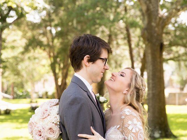 Zach and Christina's Wedding in Saint Augustine, Florida 28