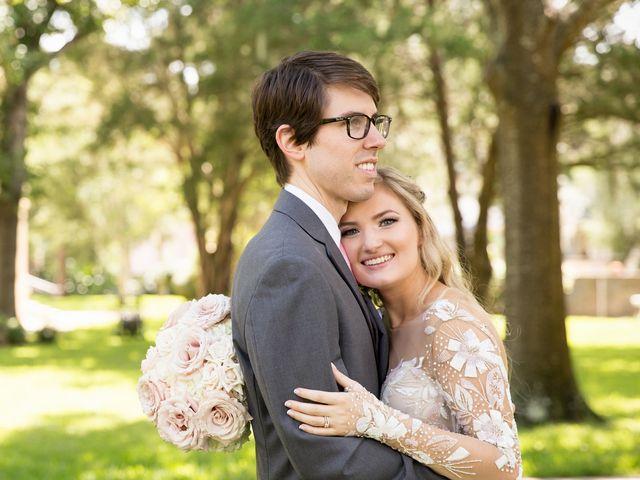 Zach and Christina's Wedding in Saint Augustine, Florida 29