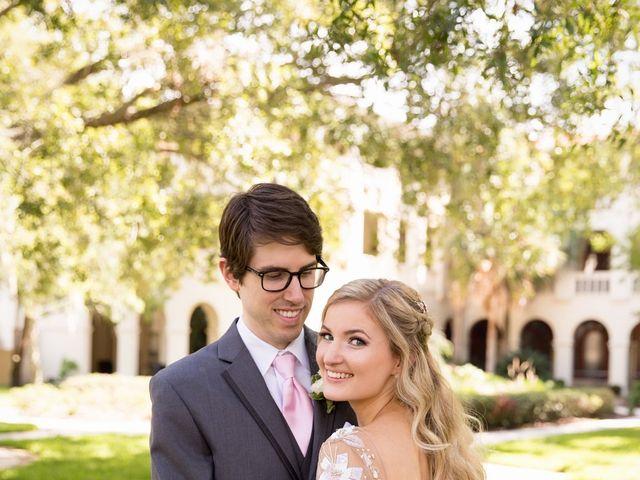 Zach and Christina's Wedding in Saint Augustine, Florida 30