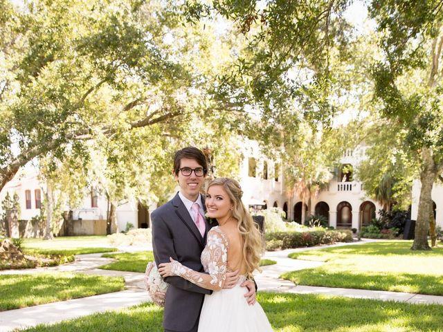 Zach and Christina's Wedding in Saint Augustine, Florida 31