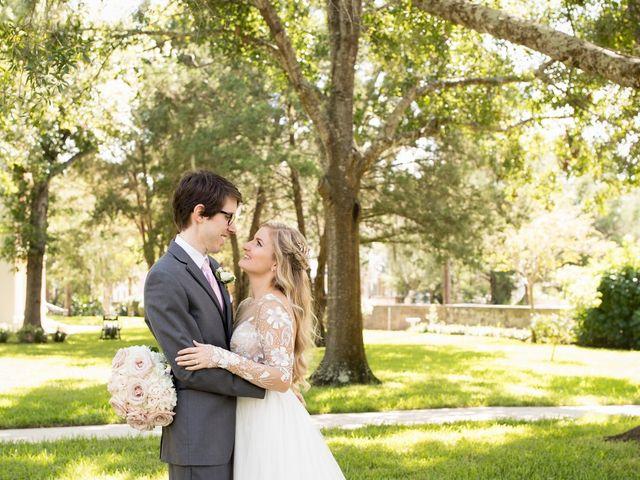 Zach and Christina's Wedding in Saint Augustine, Florida 32