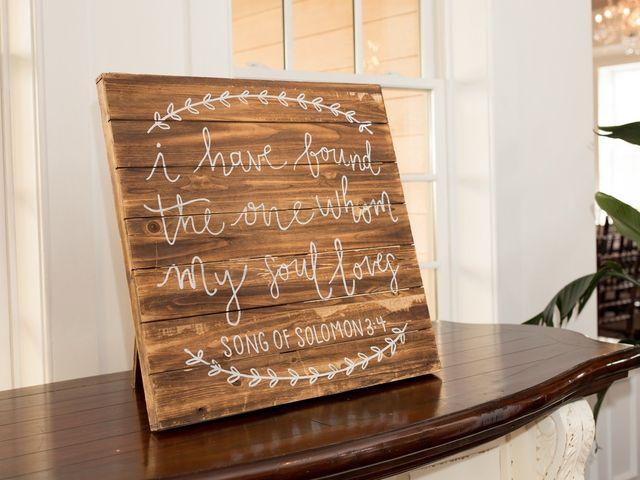 Zach and Christina's Wedding in Saint Augustine, Florida 37