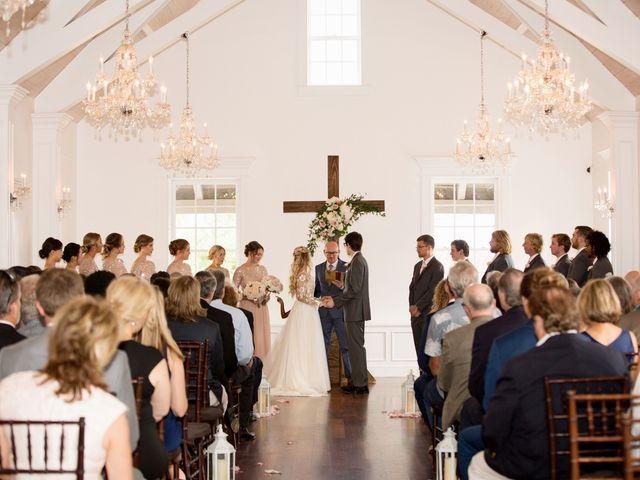 Zach and Christina's Wedding in Saint Augustine, Florida 40