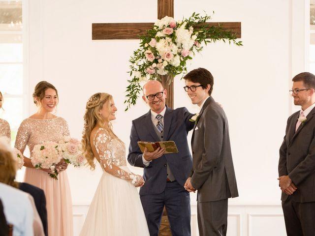 Zach and Christina's Wedding in Saint Augustine, Florida 42
