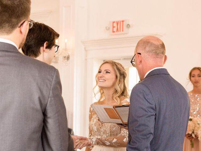 Zach and Christina's Wedding in Saint Augustine, Florida 43