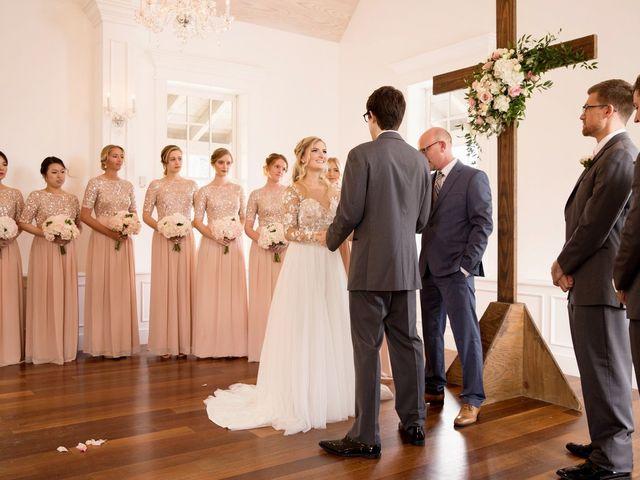 Zach and Christina's Wedding in Saint Augustine, Florida 45