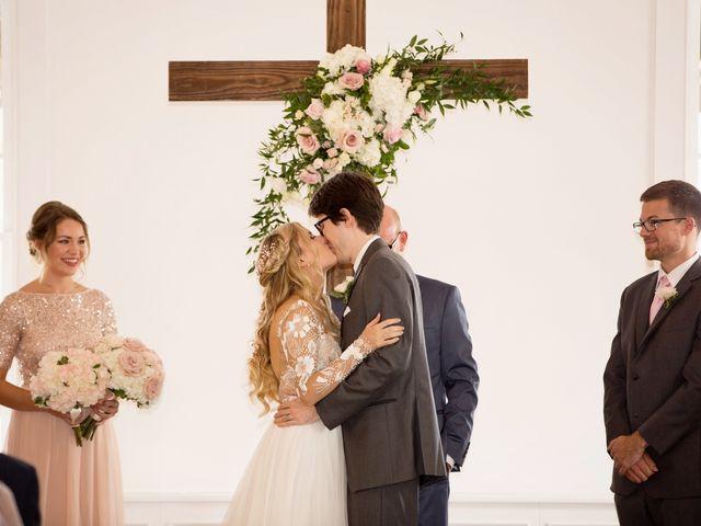 Zach and Christina's Wedding in Saint Augustine, Florida 49
