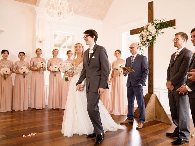 Zach and Christina's Wedding in Saint Augustine, Florida 50