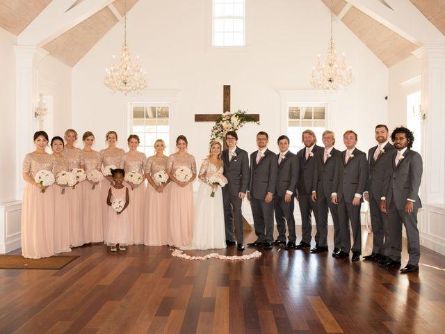 Zach and Christina's Wedding in Saint Augustine, Florida 52