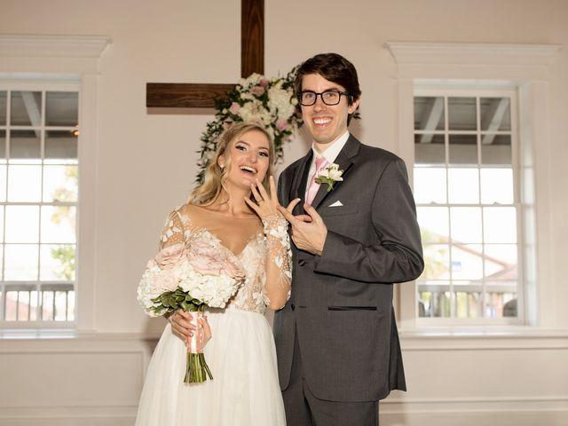 Zach and Christina's Wedding in Saint Augustine, Florida 54