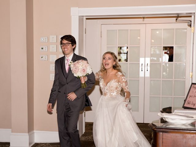 Zach and Christina's Wedding in Saint Augustine, Florida 61