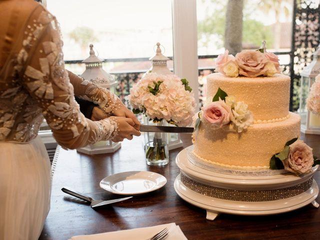 Zach and Christina's Wedding in Saint Augustine, Florida 69