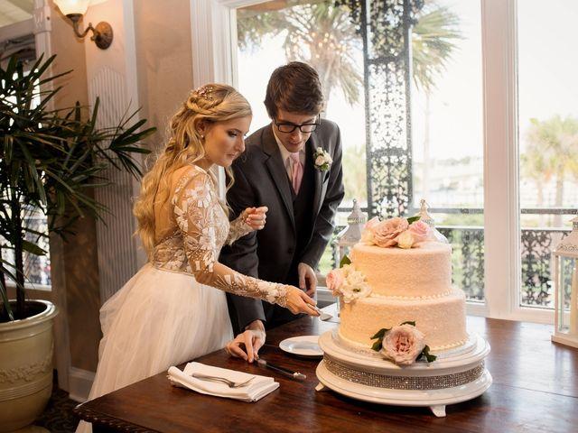 Zach and Christina's Wedding in Saint Augustine, Florida 70