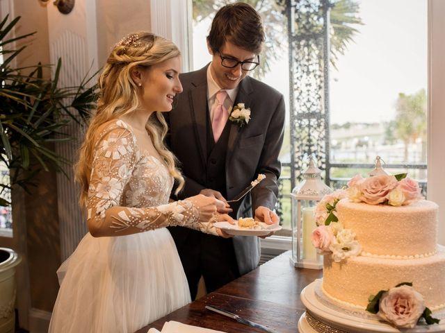 Zach and Christina's Wedding in Saint Augustine, Florida 71