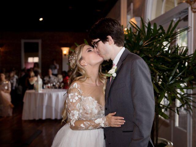 Zach and Christina's Wedding in Saint Augustine, Florida 73