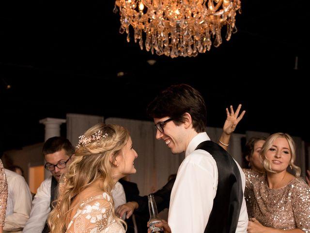 Zach and Christina's Wedding in Saint Augustine, Florida 75