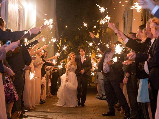 Zach and Christina's Wedding in Saint Augustine, Florida 78