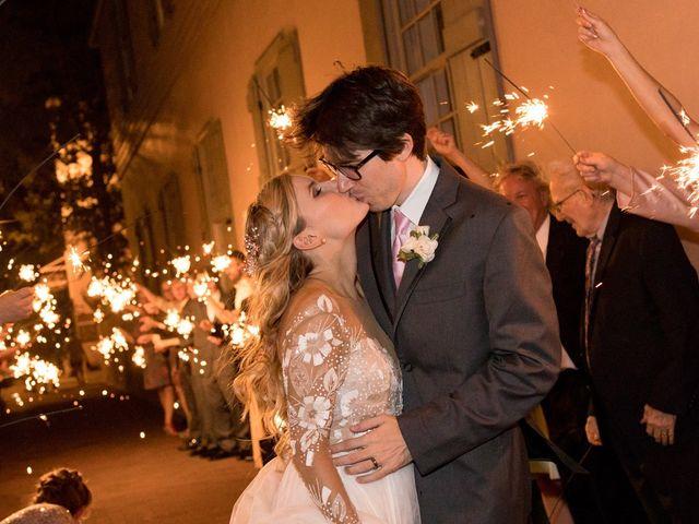 Zach and Christina's Wedding in Saint Augustine, Florida 79