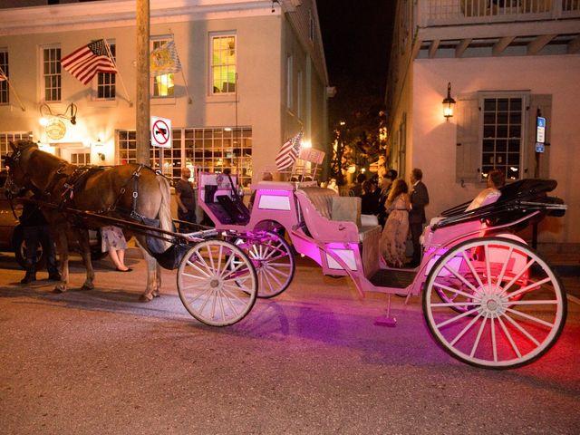 Zach and Christina's Wedding in Saint Augustine, Florida 80