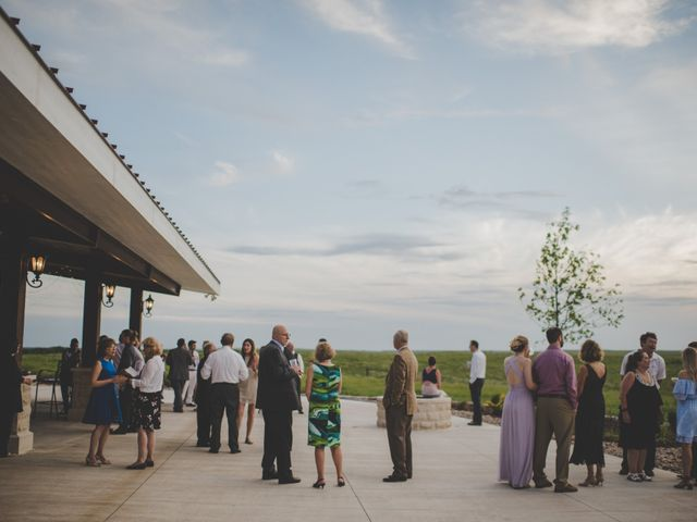 Nate and Emily's Wedding in Elmdale, Kansas 20