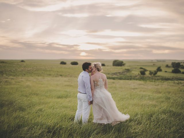 Nate and Emily's Wedding in Elmdale, Kansas 22