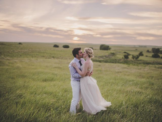 Nate and Emily's Wedding in Elmdale, Kansas 23