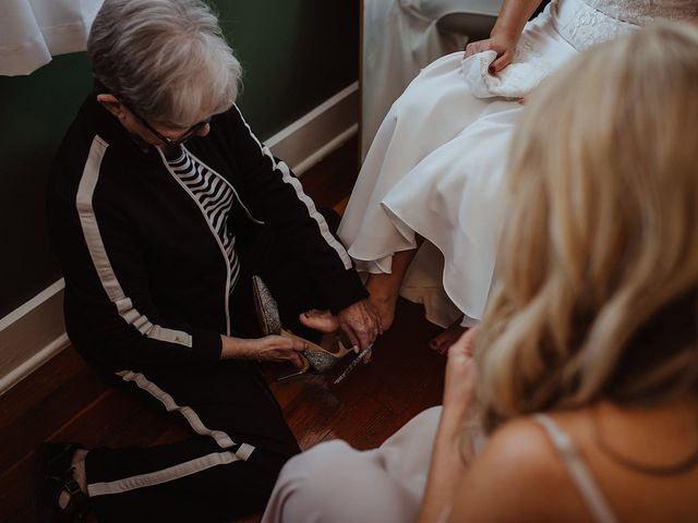 William and Adkin's Wedding in Lawrence, Kansas 10