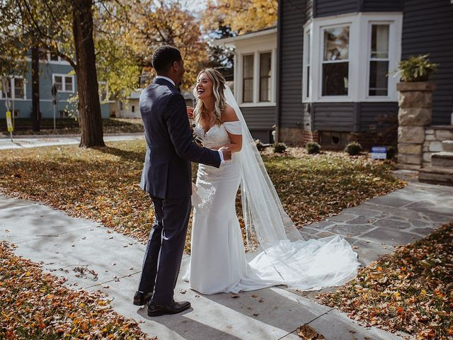 William and Adkin's Wedding in Lawrence, Kansas 16
