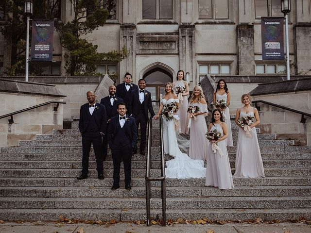William and Adkin's Wedding in Lawrence, Kansas 18