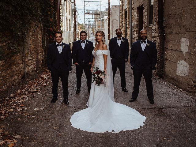 William and Adkin's Wedding in Lawrence, Kansas 26