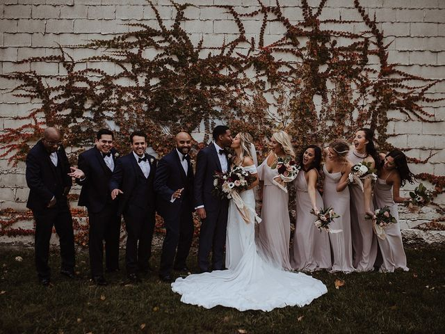 William and Adkin's Wedding in Lawrence, Kansas 30